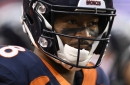 Former Broncos WR Demaryius Thomas suffers minor injuries after rollover crash in downtown Denver
