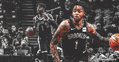 D'Angelo Russell's return to point guard started with Nets coach