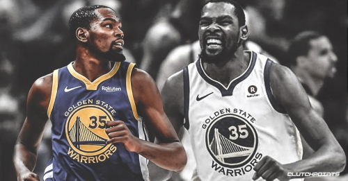 Warriors star Kevin Durant reveals how he views himself among the all-time NBA greats