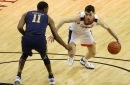 No. 4 Virginia gets scare from Notre Dame but pulls out 60-54 victory