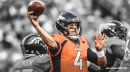Washington Redskins should make a move to trade for Case Keenum