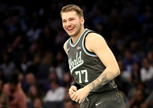 'Let me jump!' Listen to Luka Doncic's hilarious mic'd up moments during the NBA Rising Stars game