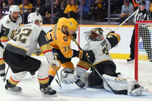 Gameday: Golden Knights look to end slump as they take on the Predators
