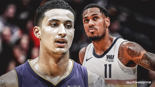 Kyle Kuzma was surprised that Monte Morris wasn't included in Rising Stars Challenge