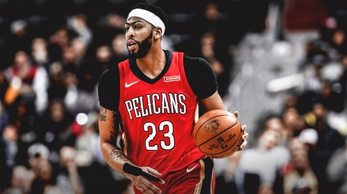 REPORT: Many inside Pelicans organization don't want Anthony Davis to play for the rest of the season