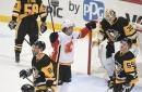 Pens vs. Flames Recap: Pittsburgh falls short on comeback loses 5-4