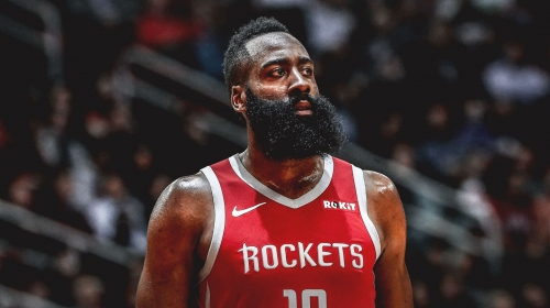 James Harden 'not worried about MVP,' excited for season half of season since Rockets will be healthy