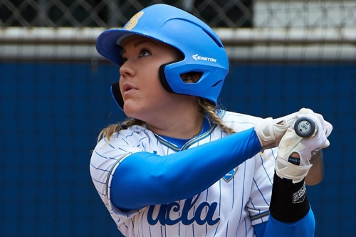 UCLA Softball Plays Two Today After Being Rained Out Yesterday