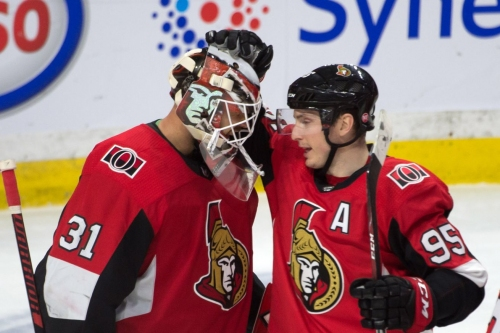 Open Thread, Game 58: Ottawa Senators @ Winnipeg Jets