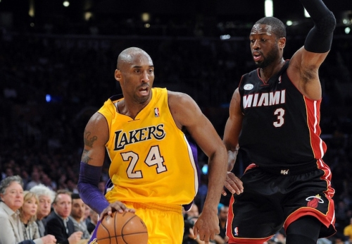 Dwyane Wade Reveals One Of 'Coolest Moments' In His Career When Kobe Bryant Sought Advice During Lakers Playoff Run