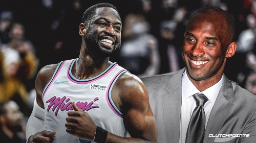 Heat's Dwyane Wade says Kobe Bryant 'loved it' when Wade broke his nose in All-Star game