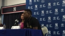New York Yankees starter Luis Severino talks about his contract extension