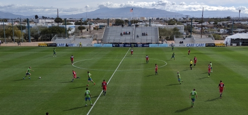 The Breakdown: FC Dallas vs Seattle Sounders and Grand CanyonUniversity