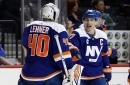 Islanders beat Oilers in last Brooklyn game of regular season