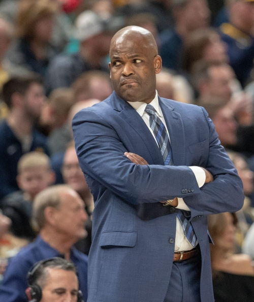 The great communicator, Nate McMillan crafts Pacers in his own 'old school' image