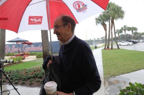 Cardinals notebook: DeWitt is open to rule change conversations
