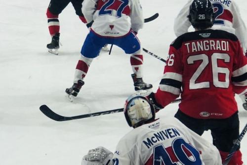 Laval Rocket Sweeps Weekend With 5-2 Win Over Binghamton Devils
