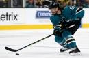 Sharks top Canucks as Erik Karlsson returns to action