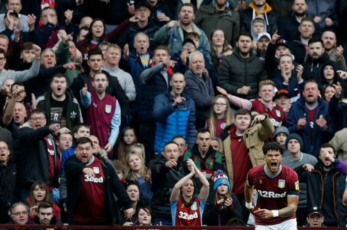 Warning: Aston Villa fans in need of cheering up shouldn't read this