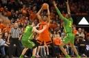 Oregon State Completes Civil War Season Sweep, 72-57