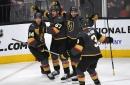 Year 2, Game 60: Golden Knights defeat Predators 5-1, halt three-game losing streak