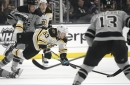 Kings can't hang with Bruins at home
