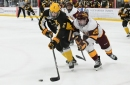 ASU Hockey: Marrocco's OT winner lifts No. 12 Sun Devils over American International