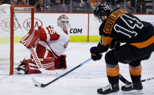 Flyers Clip Red Wings – Konecny Gets OT Winner