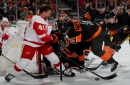 Detroit Red Wings vs. Philadelphia Flyers: Time, TV, game info