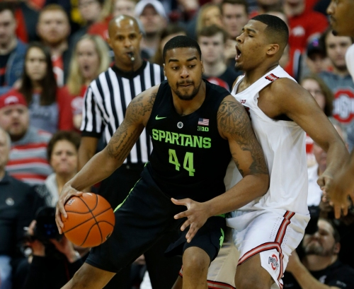 Michigan State basketball vs. Ohio State: 1st place on the line