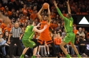 Oregon State Sweeps the Civil War, Beavers 72 - Ducks 57