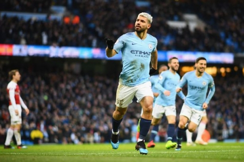 Sergio Aguero makes statement about his Manchester City future