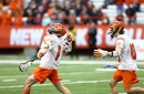 Syracuse men's lacrosse: Voigt's six goals push Orange past Albany, 13-5