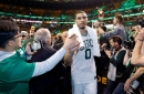 Boston forever: Jayson Tatum wants to play entire career with Celtics