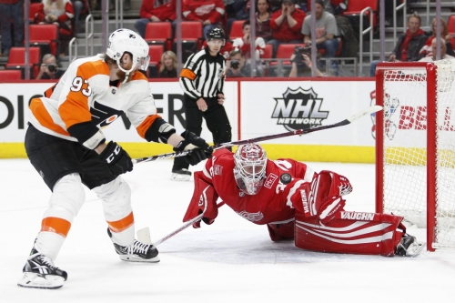 Morning Skate: Red Wings vs. Flyers, Preview and How to Watch