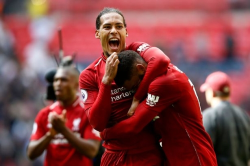 Can Liverpool FC cope without Virgil van Dijk?