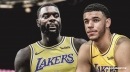Lakers' Lonzo Ball, Lance Stephenson drop new song called 'Swerve'