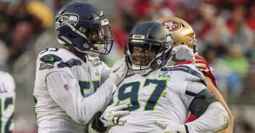 Seahawks' defensive line has a few big question marks entering offseason but a lot of options to choose from