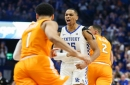 When the light came on for Kentucky's PJ Washington, it was brilliant