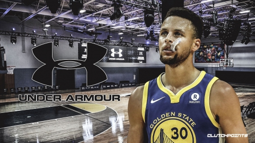 Stephen Curry told Under Armour to ditch All-Star Weekend party plans and use budget to renovate childhood Charlotte rec center