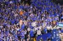 John Calipari shuts down 'overrated' chants by UK fans