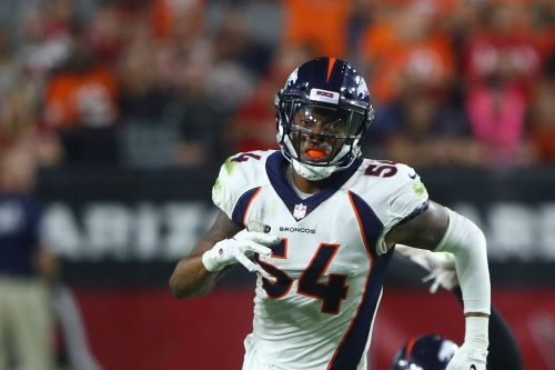 Is former Broncos linebacker Brandon Marshall destined for the Arizona Cardinals?