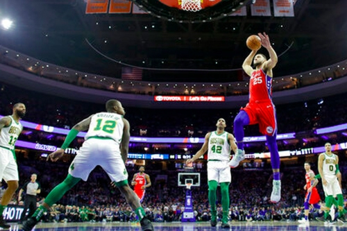 Ben Simmons struggles against Boston, but he didn't the last time they played
