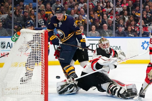 Complete Coverage: Sabres at Devils   Game 58