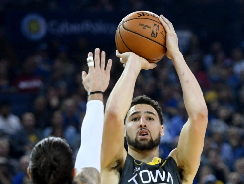 NBA All-Star game: Why coaches voted for Klay Thompson