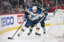 Blues at Wild GameDay Preview/Thread: Perfect Ten?