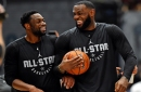 LeBron James, Dwyane Wade Looking To Make Most Of Final NBA All-Star Game Together