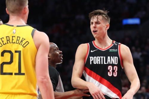 Mom's Favorite: The Blazers Pester Their Way Into Our Hearts