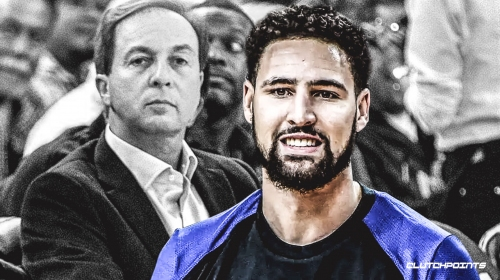 Klay Thompson happy to hear that Warriors owner is willing to spend in free agency