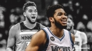 Timberwolves' Karl-Anthony Towns explains why he signed massive extension when he did